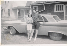 Mom and Dad w ford small
