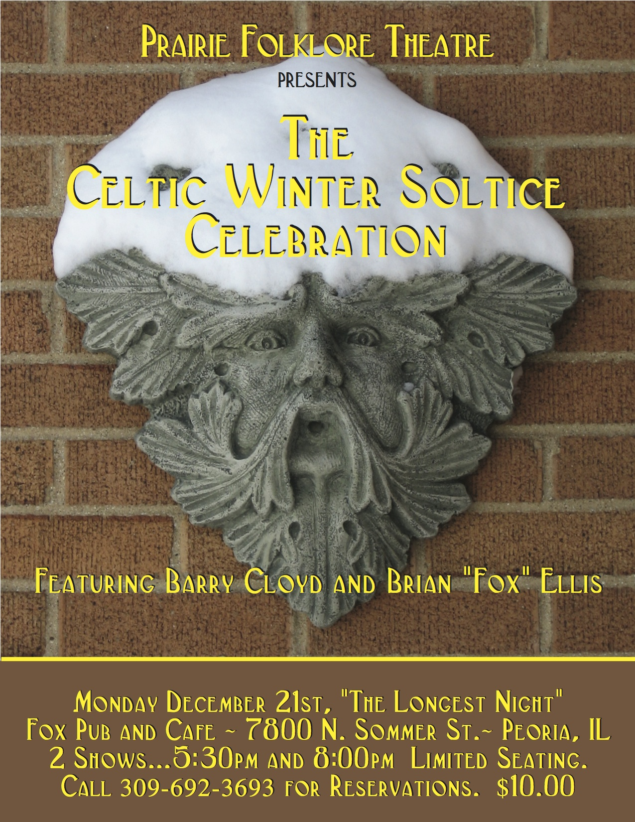 Winter Solstice Poster 2015
